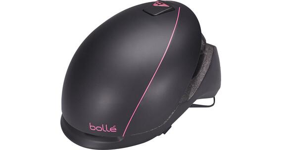 Bolle Messenger Standard hjelm sort